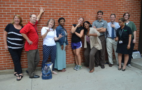 White Station welcomes new teachers