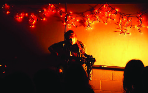 A night in the spotlight