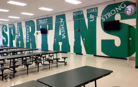 Nutrition Services renovates cafeteria