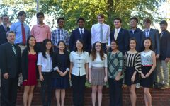 Congratulations to our 18 National Merit Semi-Finalists!