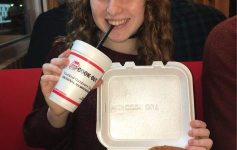 Memphis eats: Cook Out