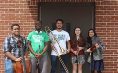 Seniors take musical talents to college