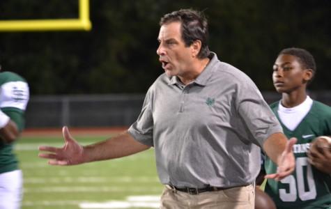 White Station's new defensive coordinator, Pete Cordelli.