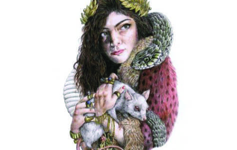 Lorde's debut EP has sold 60,000 copies since its release in March 2013.