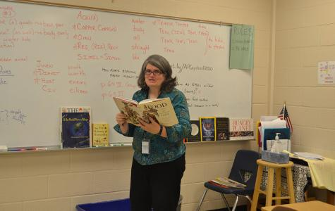 Mrs. McFalls bids farewell after 22 years of teaching