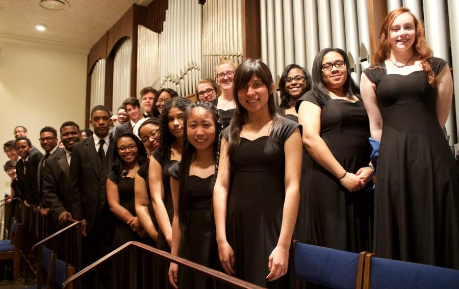 Chorale at Church of the Holy Communion