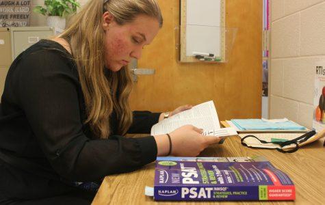 Standardized testing stress
