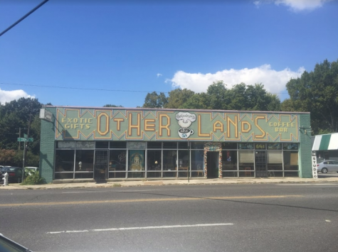 Otherlands Coffee Shop