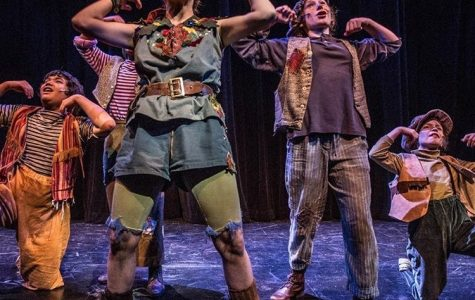 "Playhouse on the Square's ""Peter Pan"""