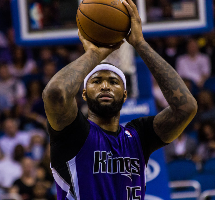 DeMarcus+Cousins+was+traded+from+the+Sacramento+Kings+to+the+New+Orleans+Pelicans.
