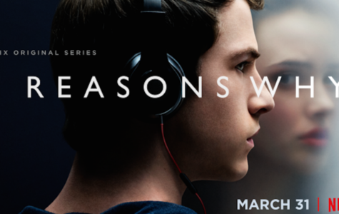 Cover photo for  Netflix's 13 Reasons Why