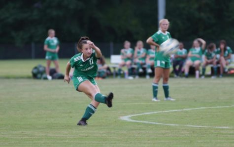 Lady spartans soccer team uses strong team chemistry to garner success