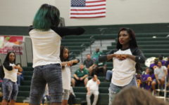 Bonds form among young step team through competition and performance