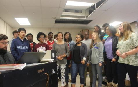 All-West Choir turns to blind-auditions