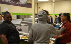 Cafeteria manager fosters relationships with students, coworkers