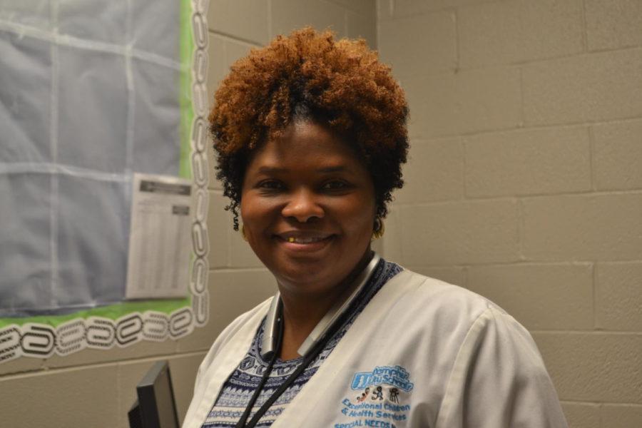 Meet your school nurse