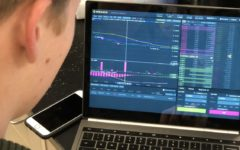 Students explore stocks and cryptocurrency