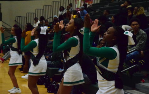 Basketball cheer flourishes under new coach