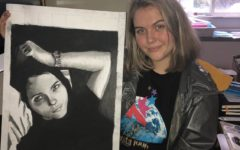 Seniors reflect on their art and contests