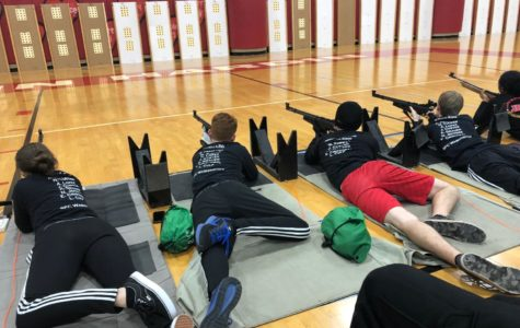 Consistent shooter Michelle Bond leads marksmanship team to success
