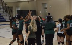 Lady Spartans' Volleyball Victory over SBA