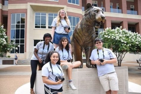 Spartans attend summer journalism camp at the University of Memphis