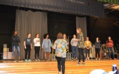 One act auditions provide first theatre opportunity of the school year