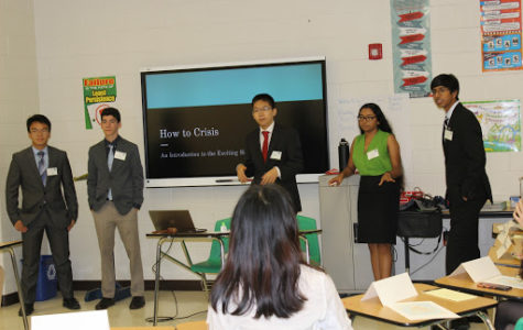 Model UN holds Annual Conference