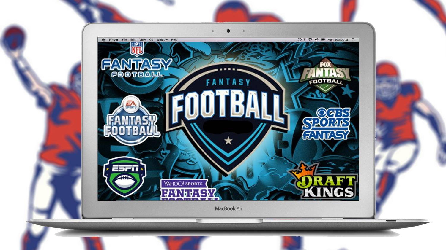 Fantasy football frenzy returns – White Station Scroll