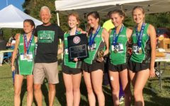 Spartan Cross Country takes first and second in city championship