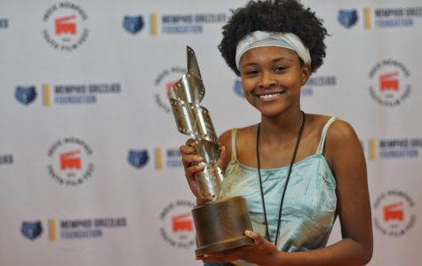The face behind the film: Janay Kelley wins Indie Memphis Youth Film Festival