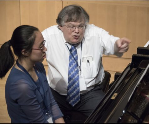 Keys to success: a look into White Station's pianists