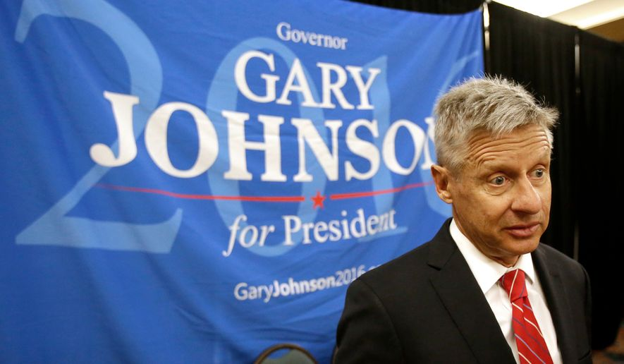 Gary+Johnson%2C+the+2016+Libertarian+Party+presidential+nominee%2C+was+one+of+the+several+third-party+candidates+who+attracted+voters+unhappy+with+the+major+party+nominees.