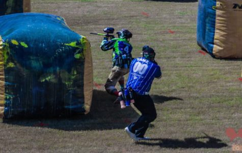 Tanzy finds unconventional passion: competitive paintball
