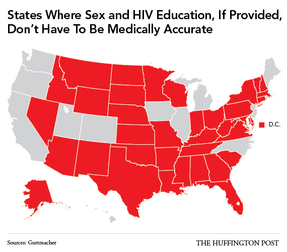 Limited sex education at White Station results from public policy