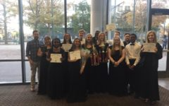 White Station singers perform in honor choir