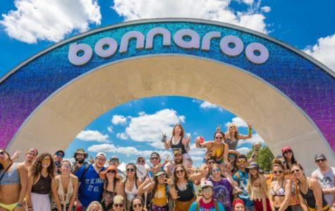 The attendance of music festivals dominate the social scene
