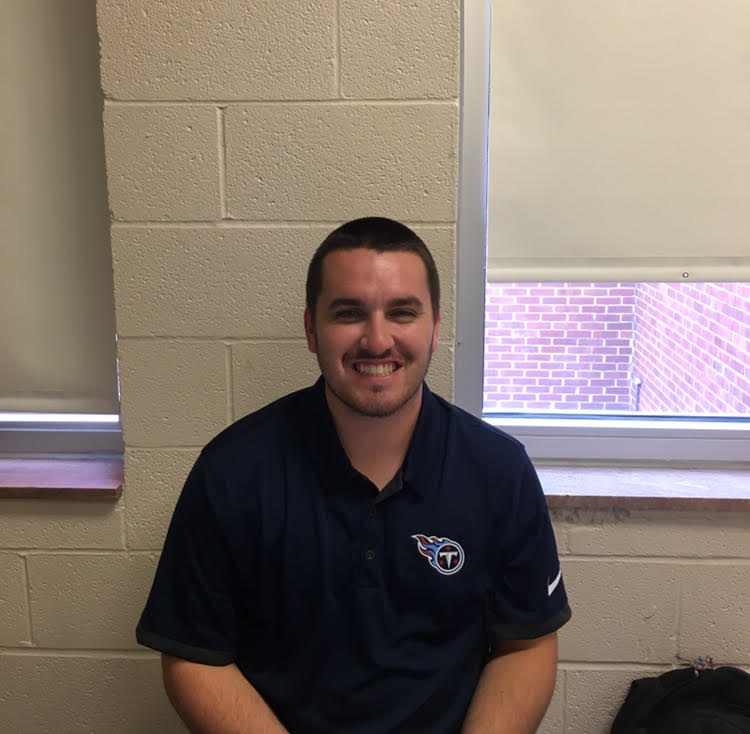 WSHS welcomes new SPED teacher