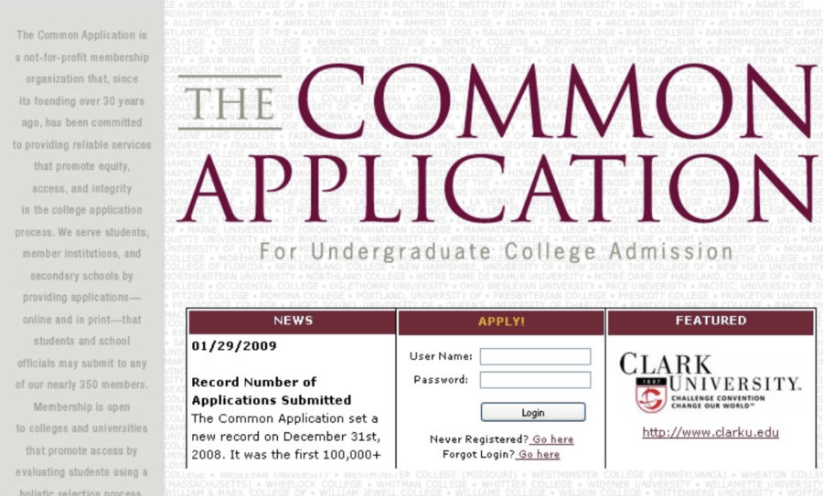 The Common Application is one of the more used platforms for applications, and many teachers will be able to submit their recommendations through this.