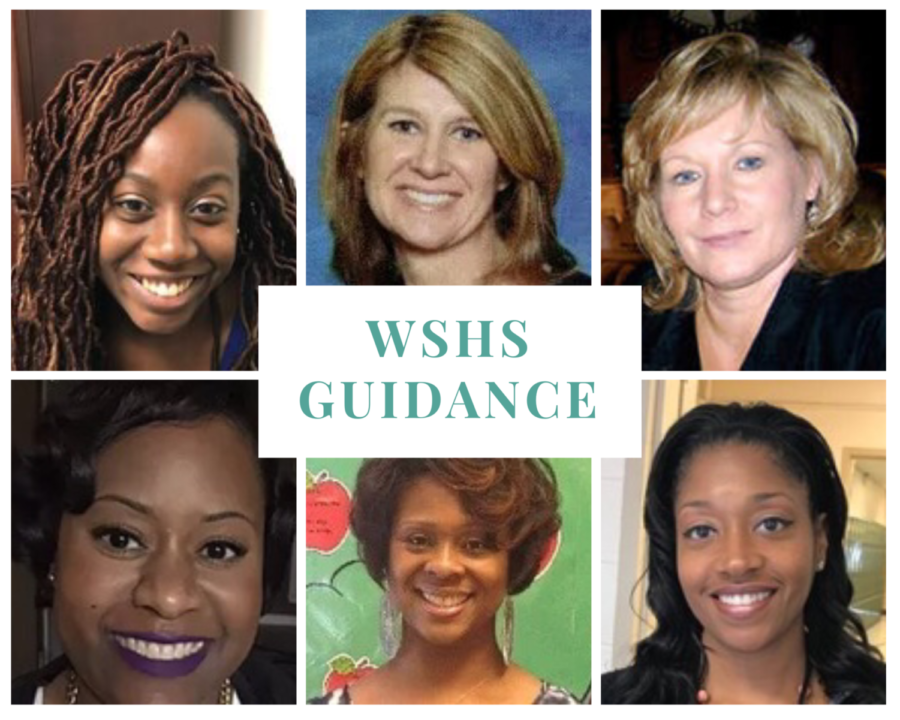 The guidance pop-up meetings, which are new to WSHS this year, will be led by all six counselors at various sessions.