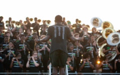 Marching band attends Briarcrest marching invitational