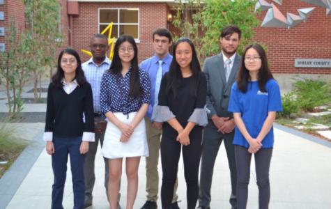 Eight Spartan scholars recognized through National Merit Scholarship Program