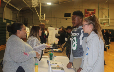 White Station hosts a career fair