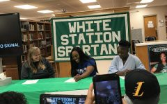 Keyonna Moore signs to play volleyball at Berea College