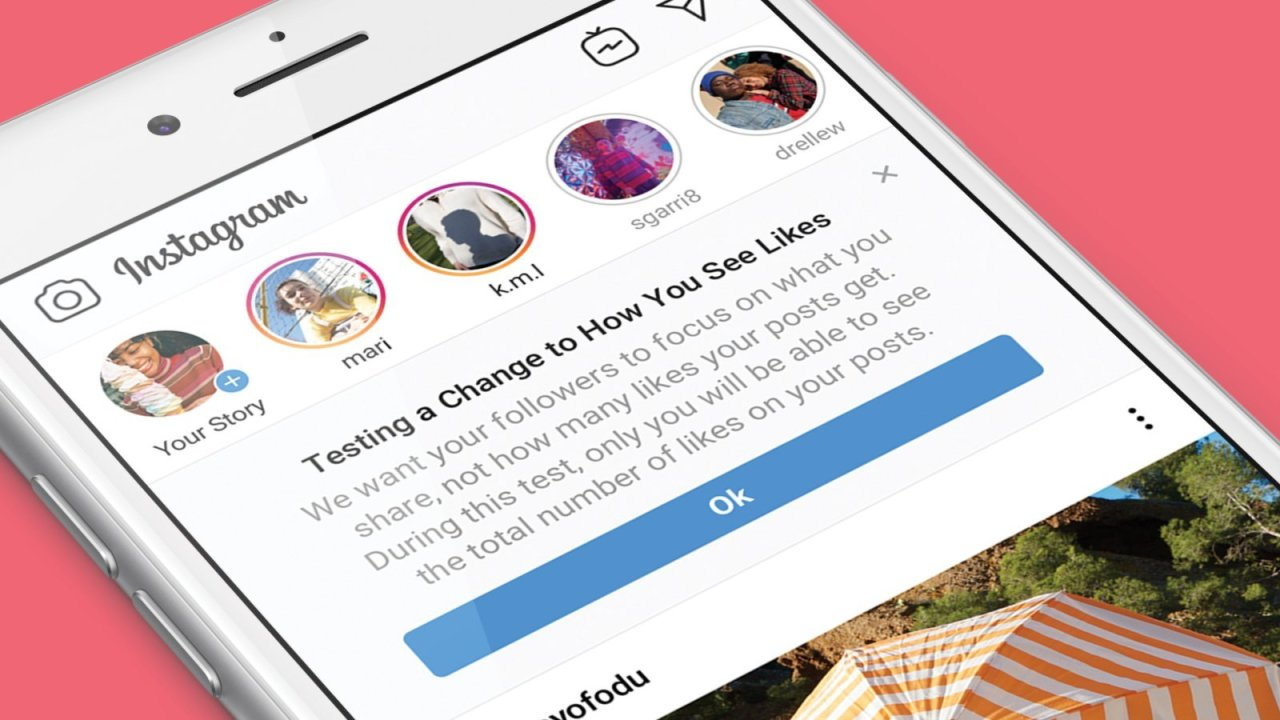 Instagram is testing a new feature where the number of likes a post receives will be hidden to audience members but not the owner. The company hopes that this will allow users to be more free with what they share.