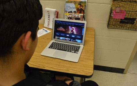 Addition of Disney+ gives back students' childhood