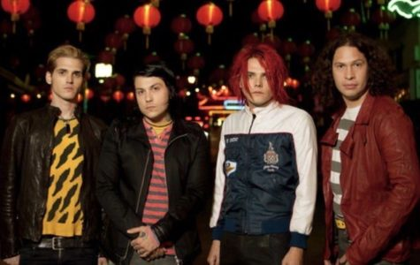 The emo scene rejoices as My Chemical Romance reunites