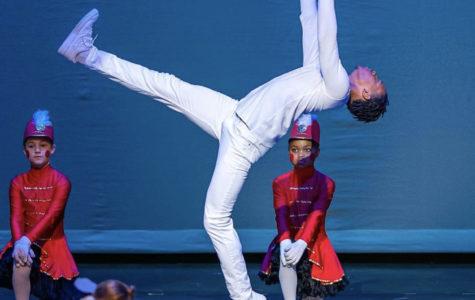 Ballet meets Beale Street in New Ballet's Nut Remix