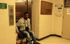 Is White Station a handicap-accessible building?