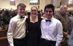 Spartans Sing in All-West Tennessee Honor Choir